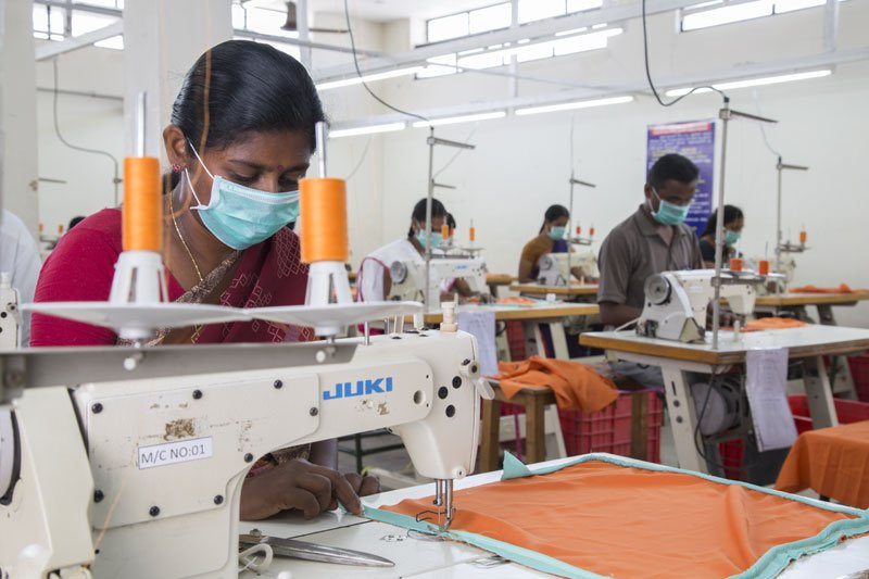 textile manufacturing company