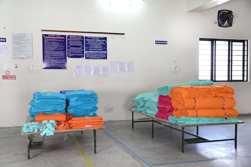 Textile manufacturing and supplying