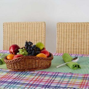 different types of table linen